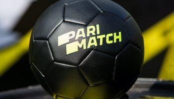 Ставки онлайн на футбол в Парі Матч