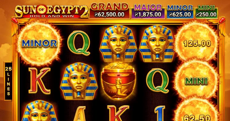 солнце Египта 2